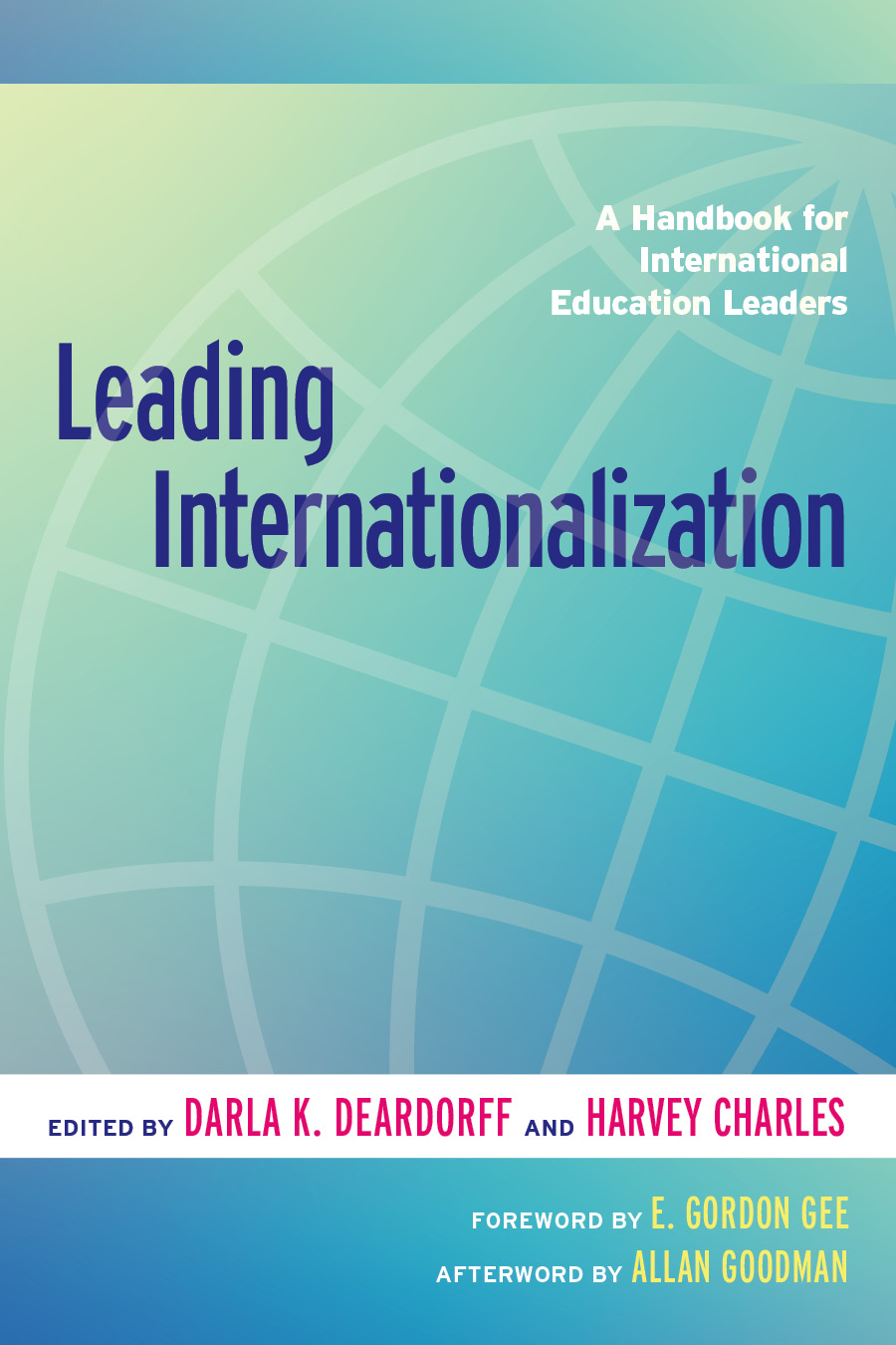 Leading Internationalization Book Cover