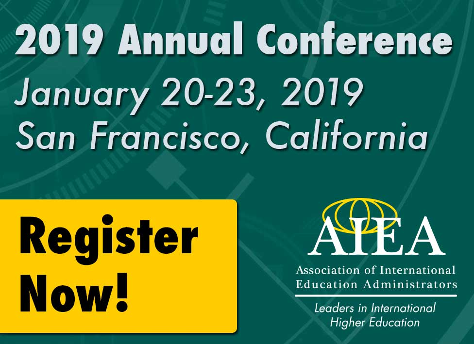 2019 Annual Conference- Register Now