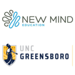 New Mind Education and UNC Greensboro Logos